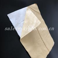 Quality Self Adhesive Rubber Insulation Sheet Cover Aluminum Foil Butyl Rubber for sale
