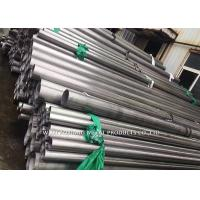 Quality 316L 2'' Diameter Stainless Steel Welded Tube Customized Surface Treatment for sale
