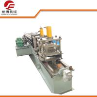 Quality Smart PPGI Steel Stud Roll Forming Machine , Sheet Metal Roll Forming Machine for sale