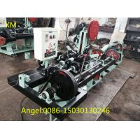 Buy Automatic High safety Twisted Barbed Wire Machine/Single Barbed Wire Machine at wholesale prices