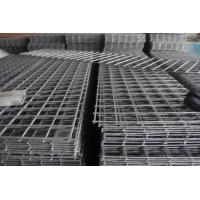 Quality 4x2m Ribbed Steel High Tensile Strength Ribbed Mesh For Concrete Reinforcement for sale