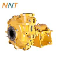 Buy cheap Quality sand suction dredge pump mining slurry pump for sludge in mine from wholesalers
