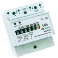 Quality single phase kwh meter MDC01,DMC02 for sale