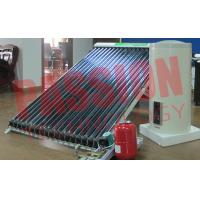 Quality SUS304 Stainless Steel Stainless Steel Solar Water Heater Heat Pipe Solar Collector for sale