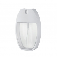 Quality JL-PA105 ABS Fine Mist Pump Sprayer Bottle 40ml Oval Shape For Travelling for sale