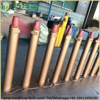 Buy cheap Golden High Air Pressure Downhole Hammer For Water Well Deep Hole Drilling from wholesalers