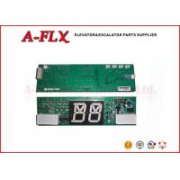 Buy cheap Elevator PCB /card EISEG-221 Elevator Spare Parts suitable for LG elevator from wholesalers