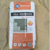 Buy cheap Flexible Outdoor Polymer Exterior Wall Tile Adhesive from wholesalers
