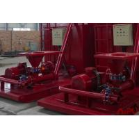 Quality Durable reliable mud mixing tank system for well drilling at Aipu solids for sale