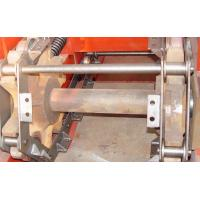 Quality Large Overlapping Bucket Conveyor System / Tensioning Mechanism No Slag Leaking for sale