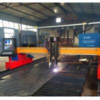 Quality Multi Functional CNC Plasma Cutting Machine Gantry Structure CE Certificated for sale