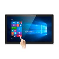China IR 10 Points Writing Large Touch Screen Monitor Support Windows Android OS on sale