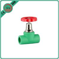 Quality Lightweight Pipe Stop Valve , Plastic Gate Valve With Flange Connection for sale