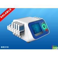 China 176 Diodes Lipo Laser Slimming Machine , Body Contouring Fat Fast Dissolve on sale