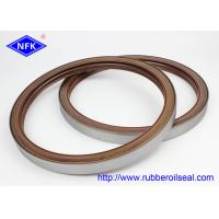 Quality VITON Material ZAX850/ZX870 Rotary Shaft  Oil Seals Fluorine Adhesive Dustproof Lip BZ5284E for sale