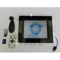 Quality Transparent Acrylic POP LCD Display 8 Inch With LED Balcklight  , 800*480 Resolution for sale