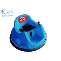 Quality Commercial Wholesale 6V Kids Zone Electric Car Toy DIY Kids Baby Ride On Bumper Car For Sale for sale