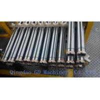 hollow rod vehicle lift hydraulic cylinder,Single acting hydraulic cylinder for