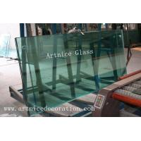 Buy Laminated curtain wall glass, Sandwich curtain wall glass with CE & ISO & AS/NZS2208:1996 at wholesale prices