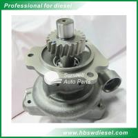 Quality Cummins engine water pump 4972857 for sale
