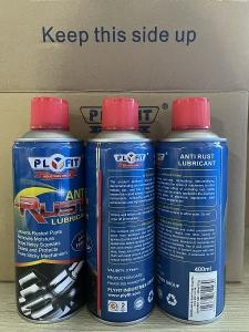 Quality OEM ODM Car Care Products Penetrating Oil 400ml Rust Prevention Spray for sale