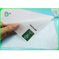 Quality 31gsm White Parchment Paper Roll Baking Liners Sheets Non Stick Coating for sale