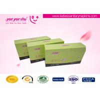 Quality Natural Herbal Anion Panty Liner , Disposable Menstrual Daily Panty Liners for sale