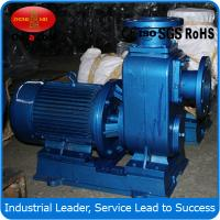 Quality ZX self priming centrifugal pump with competitive price for sale