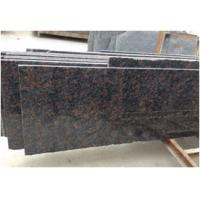 Quality Red Tan Brown Granite Marble Stone , Marble Look Granite Countertops for sale