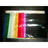 "Quality Colorful Aluminum Foil Envelopes 14.25"" X 20"" #7 BOPP Protective For Apparel for sale"