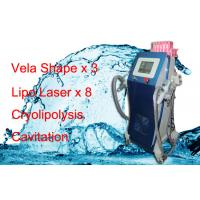 Medical Vela Shape Cryo Cool Sculpting Machine For Skin Lifting And Whitening for sale
