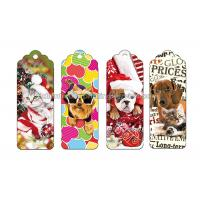 Quality Reading Lenticular Personalized 3d Bookmarks For Kids To Print 3d Animal Bookmarks for sale