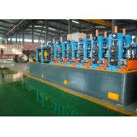 Quality High Precision Straight Seam Ss Tube Mill Machine For 25-76mm Pipe Diameter for sale