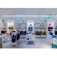 Quality Beautiful Kids Boutique Retail Fixtures / Retail Store Equipment With Drawers for sale