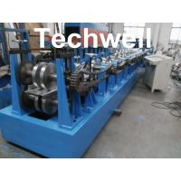 Quality Single Side Adjustable Interchangeable Z Purlin Roll Forming Machine for sale