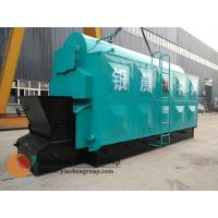 Quality Large Capacity Horizontal Steam Boiler , General Coal Fired Boiler Efficiency for sale