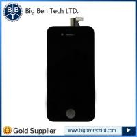 Quality Replacement lcd display touch screen digitizer for iphone 4 for sale