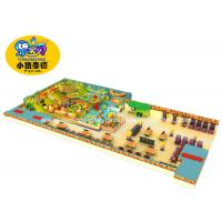 Quality Kids soft play area game equipment amusement park indoor playground for sale