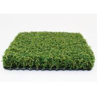 Quality 2 Tone 6600 Dtex Synthetic Basketball Court Grass PE Material 15mm S Shape for sale