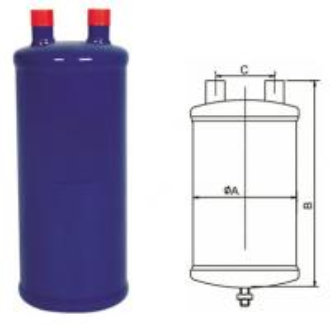 Quality Refrigeration Suction Line Accumulators for sale