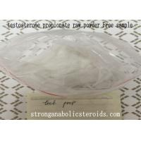 Quality Test Prop Raw Steroids Powder Testosterone Propionate 57-85-2 For Bodybuilding for sale