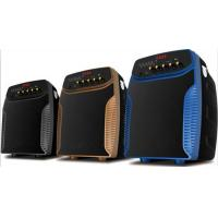 Quality Portable Music Player Plastic Speaker Box With USB / SD / FM And Bluetooth Function for sale