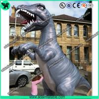 Quality 3m Adverting Inflatable Model , Advertisement Giant Inflatable Dinosaur Model for sale