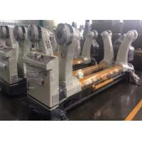 Corrugated Cardboard Production Line Mill Roll Stand 380v CE Approved