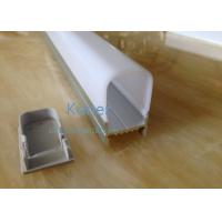 Quality Aluminum LED Channel with opal cover for sale