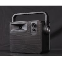 Quality Small Wireless Bluetooth Rechargeable Pa Speaker Portable Loudspeaker System for sale