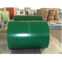 Quality SPCC DC51D SGHC Color Coated Steel Sheet Coating , Prepainted Steel Coil For Roofing for sale