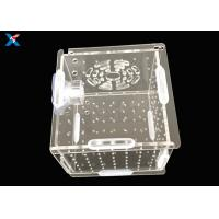 Quality Aquarium Acrylic Modern Furniture / Clear Acrylic Isolation Box For Baby Fish for sale