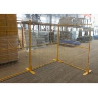 Quality Temporary Fence Hire Gold Coast Cost ,Temporary Fence Panels For Sale 2100mm X 2400mm Width Made In China As4687-2007 for sale