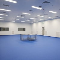 Quality ISO 1000000 Class Laboratory Free Cleanroom Design for sale